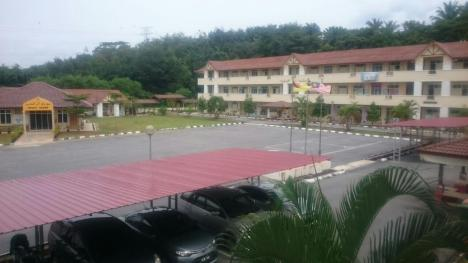 Foto terakhir SMA Rantau